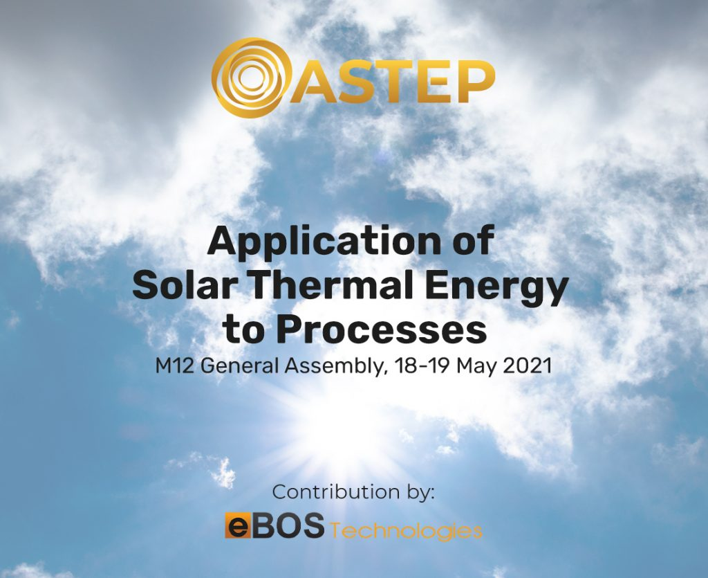 The ASTEP Project Completes its First Year of Implementation: All Partners Attend the General Assembly