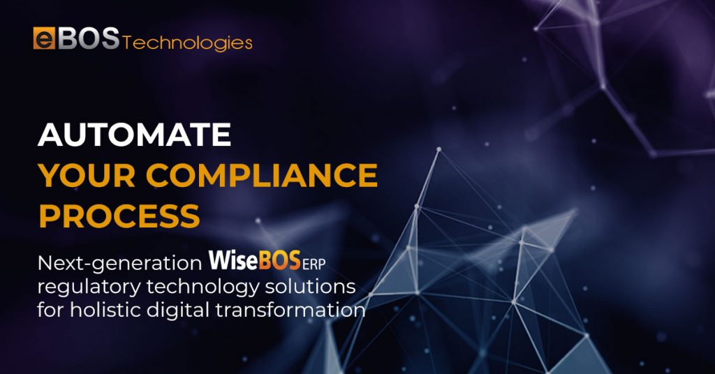 eBOS Compliance Solutions: Achieve a seamless and holistic digital transformation