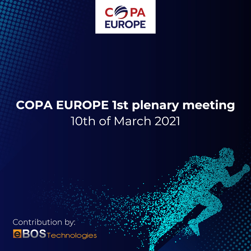 eBOS participates in the 1st plenary meeting of the COPA EUROPE project