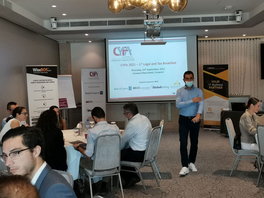 eBOS Technologies Supports CYFA & Its Events