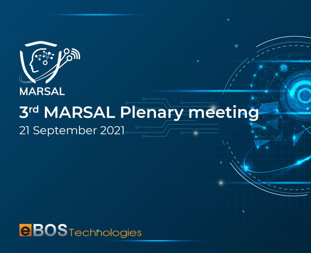 MARSAL Plenary Meeting Focuses on Use Cases Paving the Way Towards the Telecommunications Networks of Tomorrow