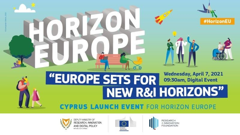 eBOS R&D team mobilised for the Cyprus Launch Event of Horizon Europe